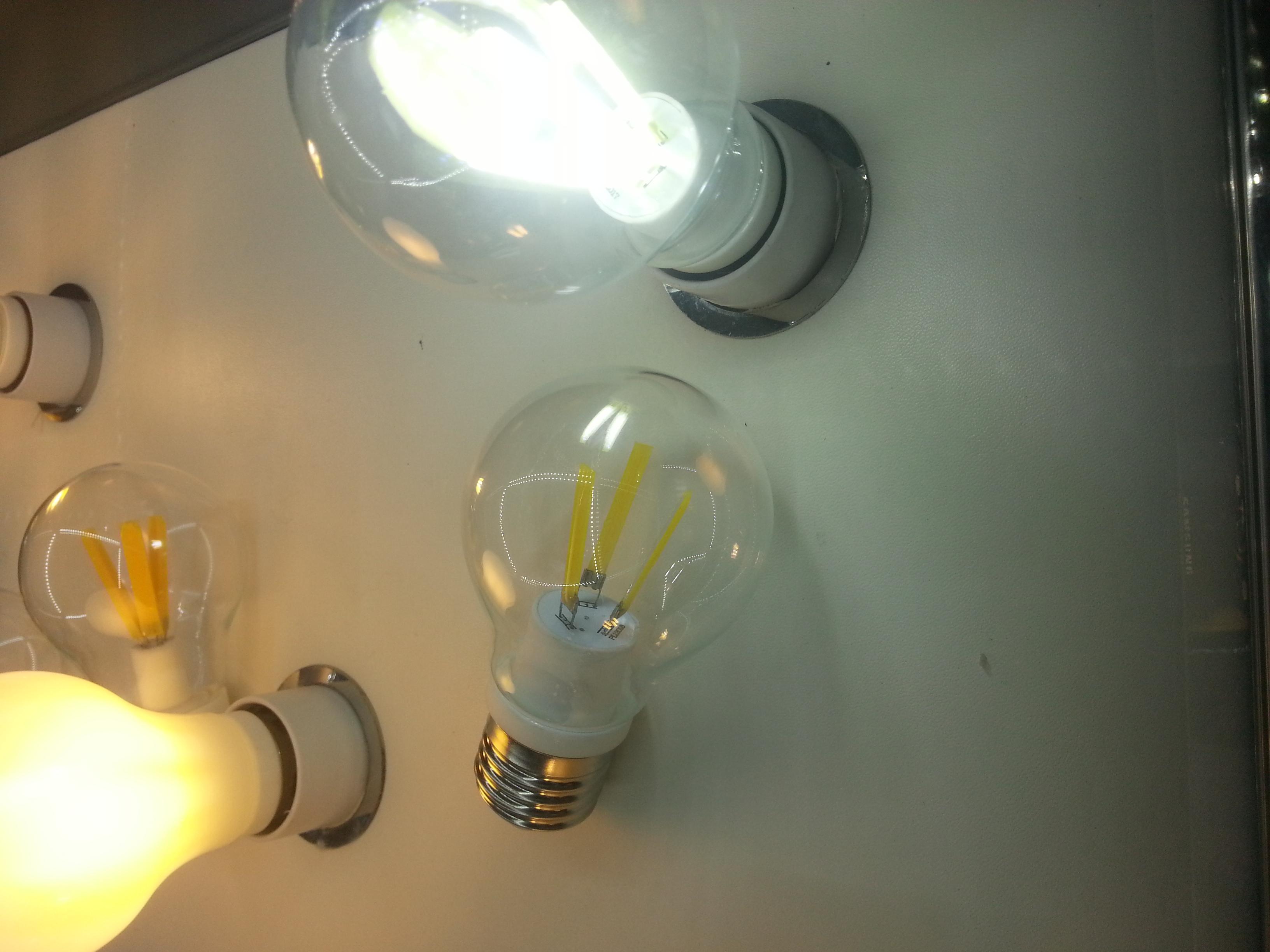 新型球泡灯