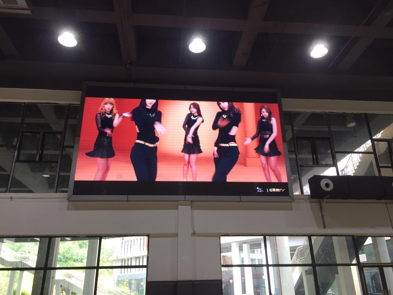 巴南德普中心篮球馆P3全彩30平米